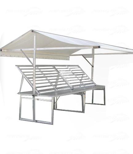 Tavoli Pieghevoli Per Ambulanti.Banchi Da Mercato Product Categories Punto Sette Attrezzature